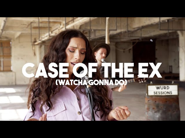 Mya - Case Of The Ex 'Watcha Gonna Do' (Lexie Acoustic Cover)