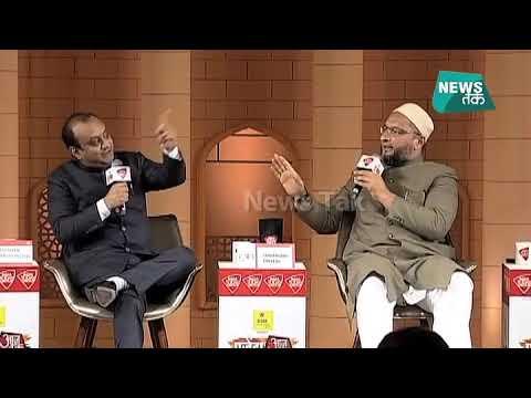 बीजेपी, कांग्रेस और ओवैसी के बीच हिंदुत्व की बहस LIVE   News Tak