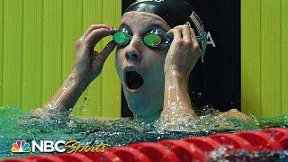 Regan Smith shatters Missy Franklin's World Record in 200m backstroke   NBC Sports