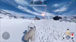 Star Wars Battlefront Beta - PC Gameplay - Walker Assault - Ultra - GTX 780Ti