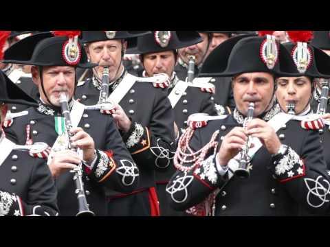 Giuramento Carabinieri 2016  - Roma - Parte 1/5