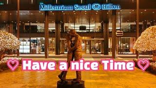 [서울힐튼호텔] Hilton Hotel Beautifu…