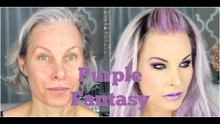 Womens Hair mature