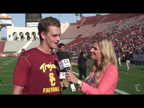 Max Browne at USC
