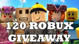 Roblox Robux Giveaway (CLOSED)