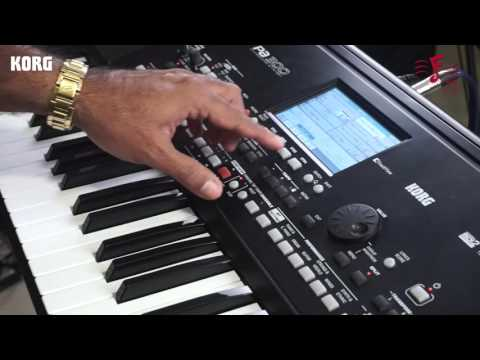 KORG PA-300 - Indian Styles Library