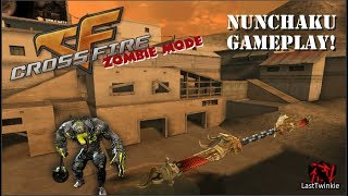 Zombie Mode: Unearth with Nunchaku only! [Crossfire]
