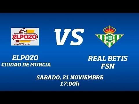 ElPozo Ciudad de Murcia - Real Betis FSN