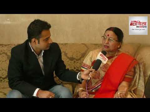 Lalit Narayan Jha talks to Padma Bhushan Sharda Sinha