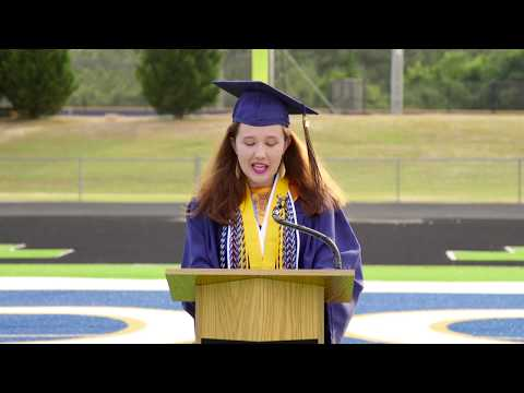 Apalachee High School Commencement Speeches