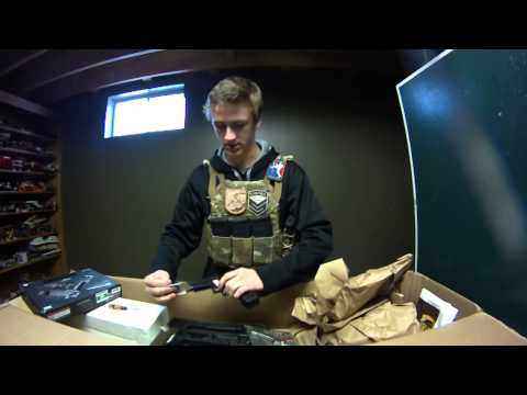 Biggest Airsoft Unboxing $1000 Evike Unboxing