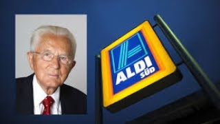 #SecretsSelfMadeBillionaires 0088 Karl Albrecht The Richest German Grocery King & ALDI