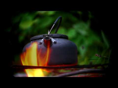 🎧 Campfire Sleeping Sound  - Kettle With Boiling Water Sound For Sleeping, Relaxation & Meditation