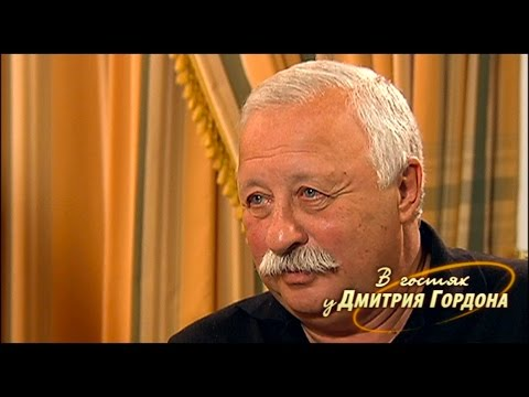 """Леонид Якубович. """"В гостях у Дмитрия Гордона"""". 1/3 (2012)"""