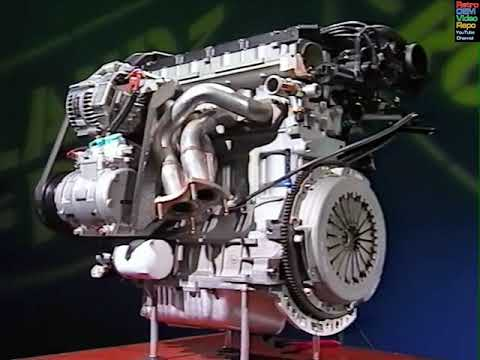 Land Rover - Freelander (L314) - 'K' Series Engine (1998)