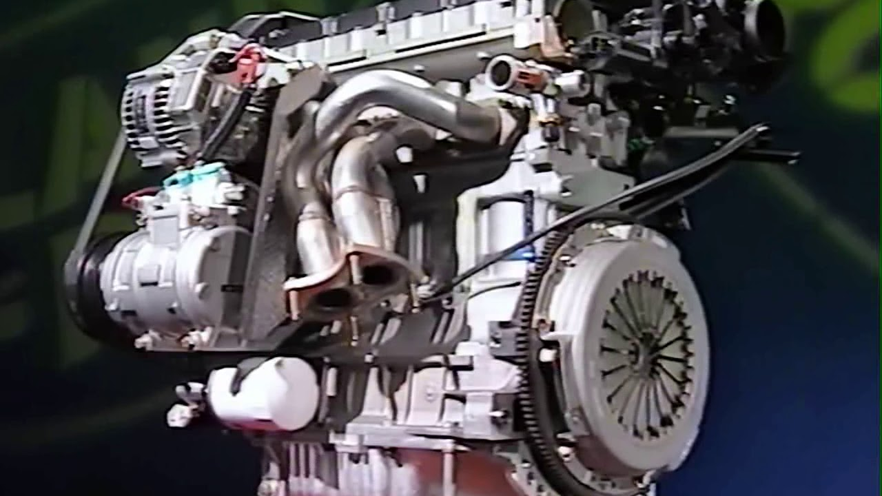 land rover freelander l314 k series engine 1998  [ 1280 x 720 Pixel ]
