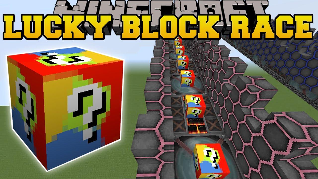 lucky block mod free