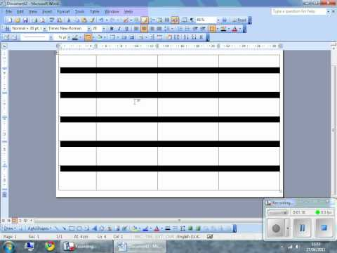 specifications table ms word Free essay: case study- director's request for pcs using ms word table, ms access, and ms powerpoint case study – using ms office 2010 please use the.