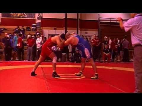 2014 Guelph Open: 125 kg Amir Bazrafshan vs. CJ Thoms
