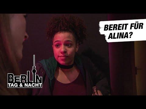 Berlin - Tag & Nacht - Ist Jacky bereit für Alina? #1700- RTL II