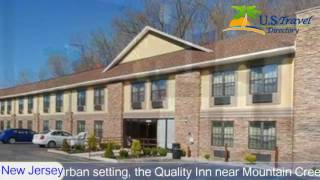 Quality Inn near Mountain Creek - Vernon Hotels, New Jersey