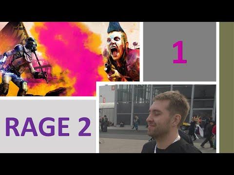 Pierwszy Kontakt: Rage 2 #1