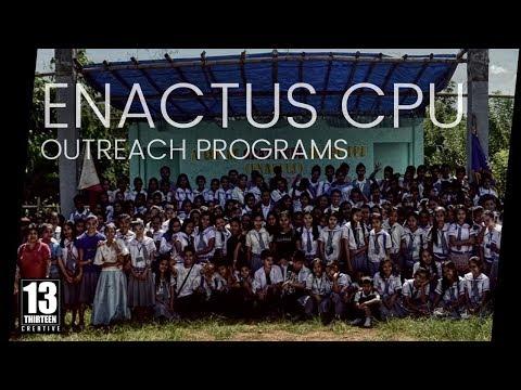 ENACTUS CPU OUTREACH PROGRAMS