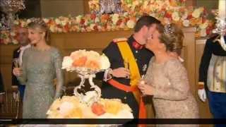 Luxembourg Wedding - Toast