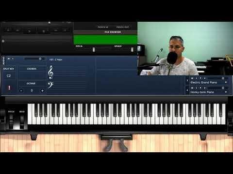 Repeat FM TiNES 2-(TEST SOUNDS)-DX7 EPS by Tiago Mallen
