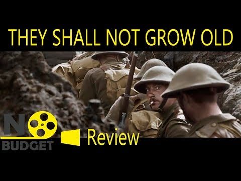 """""""They Shall Not Grow Old"""" Movie Review"""