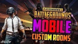 PUBG MOBILE LIVE CUSTOM ROOM LET'S HAVE SOME FUN#3