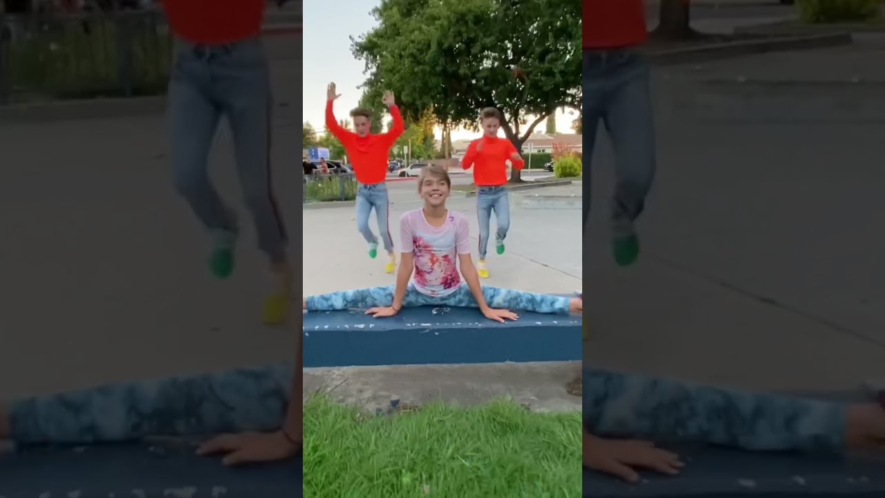 She did not expect this / TwinsFromRussia tiktok #shorts