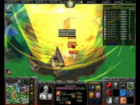 dragon ball z battle of gods warcraft 3 map