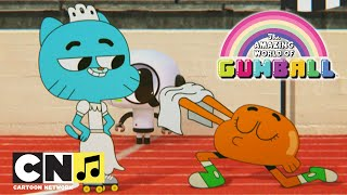 Karaoke ♫ Gumballův úžasný svět ♫ Pěkná dáma ♫ Cartoon Network