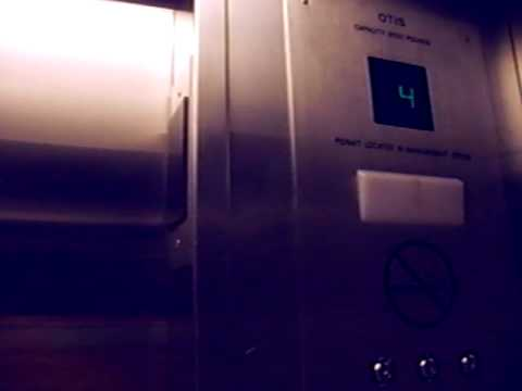 Elevator at the 820 Building