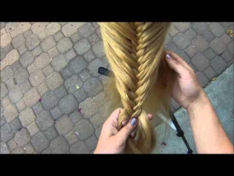 Mermaid Fishtail Tutorial