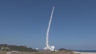 情報収集衛星打ち上げ成功 種子島、H2Aロケット thumbnail