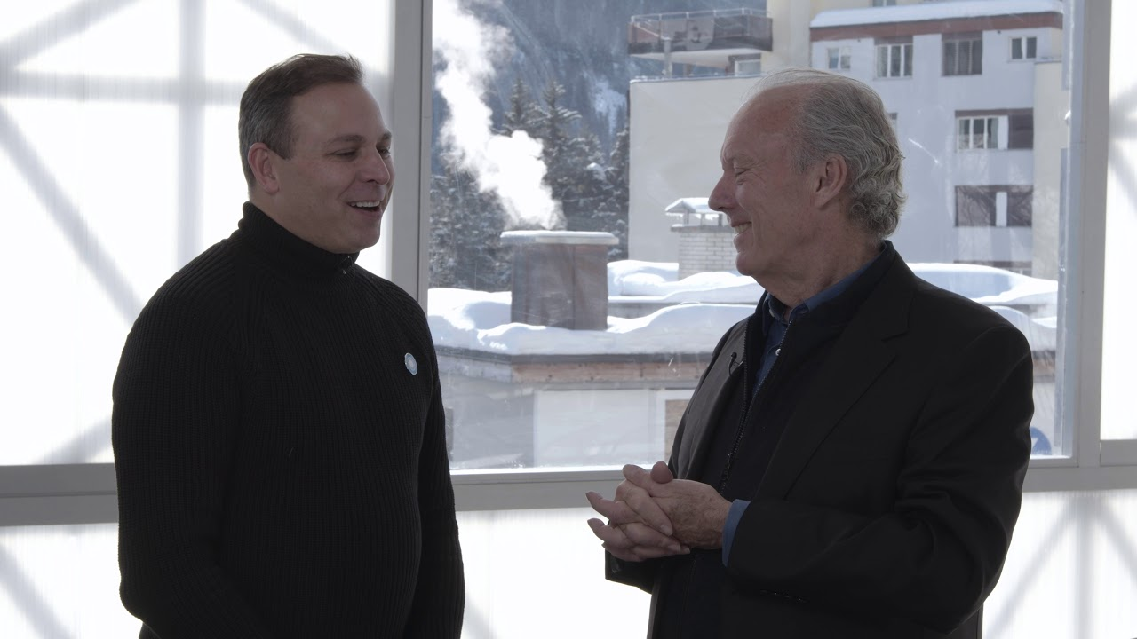 Hub Culture Davos 2020: William McDonough of McDonough Innovation