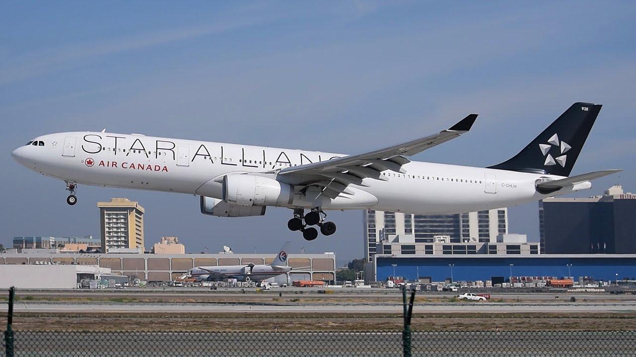 Air Canada Star Alliance 47