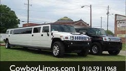 LIMO SERVICES RALEIGH NC | LIMO SERVICES IN FAYETTEVILLE NC | LIMO SERVICES WILMINGTON NC