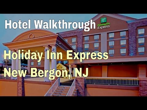 Hotel Walkthrough: Holiday Inn Express, New Bergen NJ