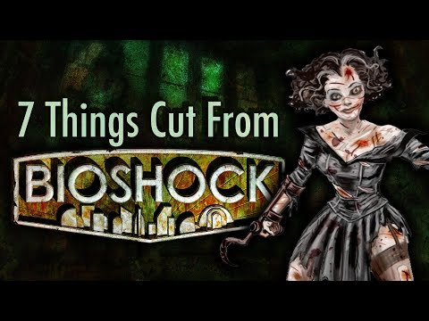 7 Things That Were Cut From Bioshock