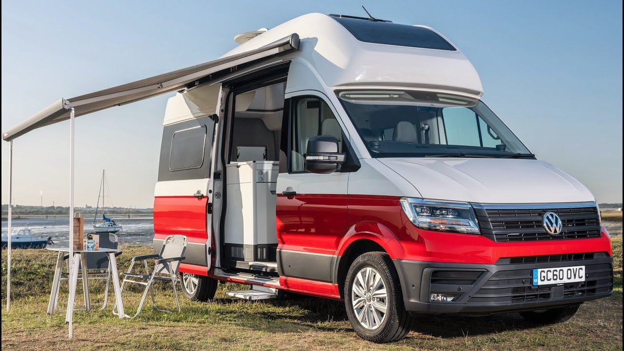 2020 Volkswagen Grand California 600 Practical And Comfortable Camper Van Youtube