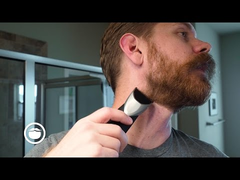 How To Trim Your Neckline At Home | Eric Bandholz