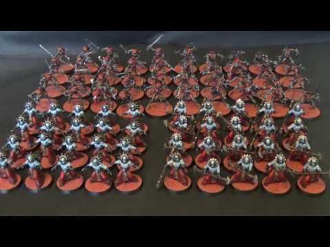 Warhammer 40k Adeptus Mechanicus and Skitarii Troops - Update 3 - 40 Electropriests DONE!