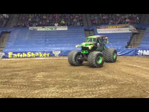 Monster Jam (Full), Van Andel Arena, Grand Rapids, Michigan 03.11.2017