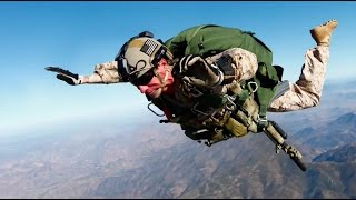 GoPro - Epic Halo Jump Helmet Cam from 38th Rescue Squadron at Moody Air Force Base