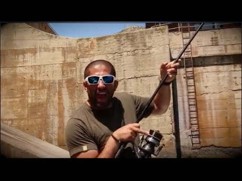 Ali Hamidi Visits The River Ebro In Spain - Part 1