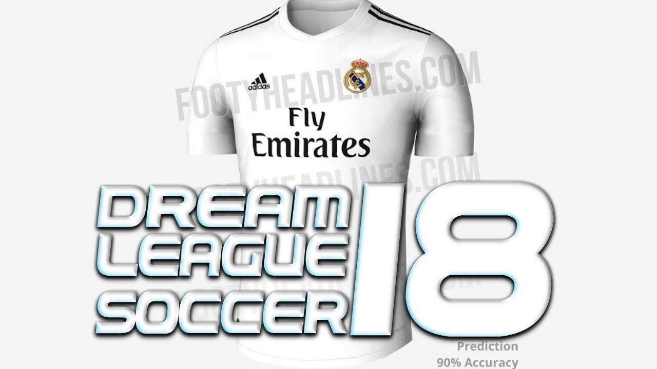 Real madrid dream league kit 2019 | Real Madrid Kits 2019 & Logo's