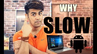Reasons Why Your Android & Windows Computer is Slow   Fix Them Now   Make your system faster